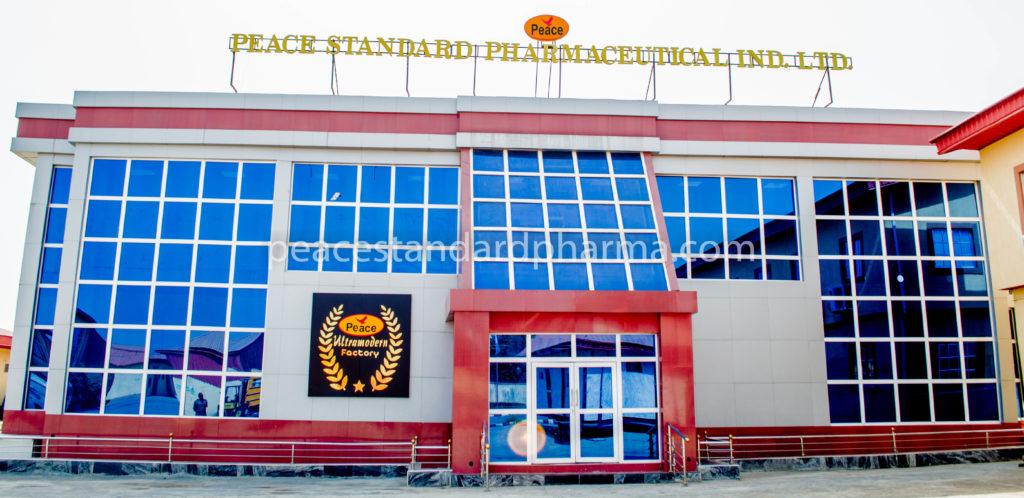peace standard pharma